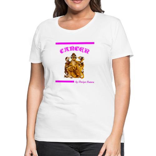 CANCER PINK - Women's Premium T-Shirt