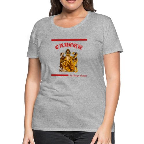 CANCER RED - Women's Premium T-Shirt