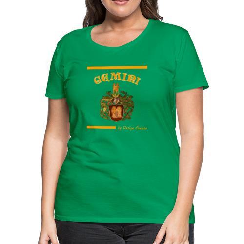 GEMINI ORANGE - Women's Premium T-Shirt