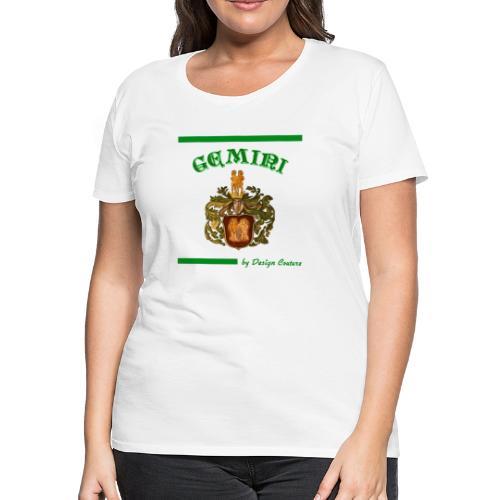 GEMINI GREEN - Women's Premium T-Shirt