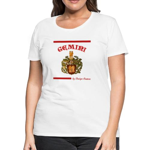 GEMINI RED - Women's Premium T-Shirt