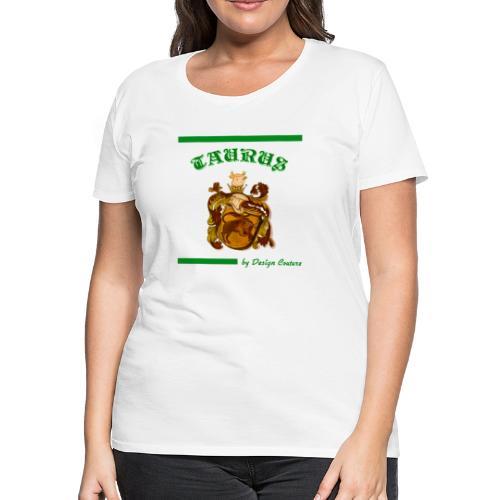 TAURUS GREEN - Women's Premium T-Shirt