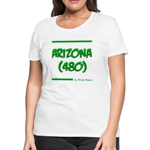 ARIZON 480 GREEN - Women's Premium T-Shirt
