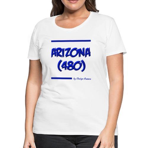 ARIZON 480 BLUE - Women's Premium T-Shirt