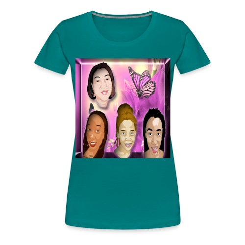 (family_first_revised) - Women's Premium T-Shirt