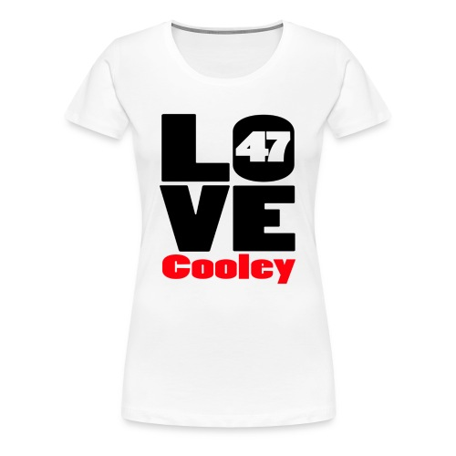 lovecooley - Women's Premium T-Shirt