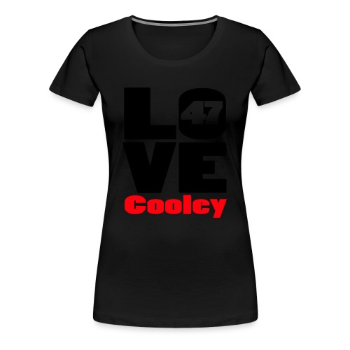 lovecooley - Women's Premium T-Shirt