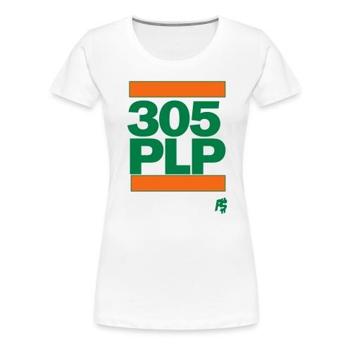 Canes Pride 305plp - Women's Premium T-Shirt