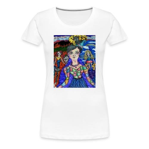 Spooky Sammie - Women's Premium T-Shirt