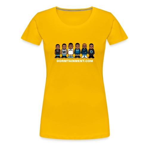 Women Not war - Women's Premium T-Shirt