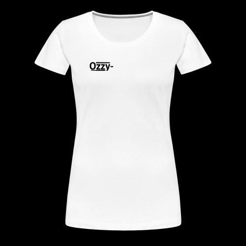 Ozzy- - Women's Premium T-Shirt