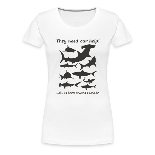 They need our help! - Women's Premium T-Shirt