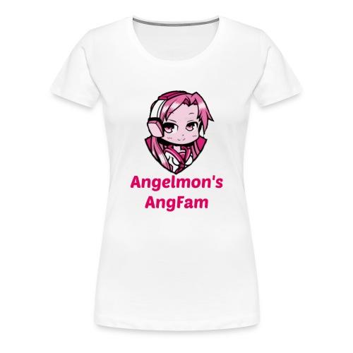 AngFam - Women's Premium T-Shirt