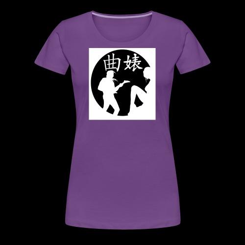 Music Lover Design - Women's Premium T-Shirt