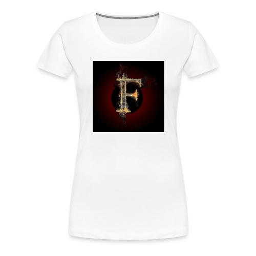 fofire gaming/entertainment - Women's Premium T-Shirt