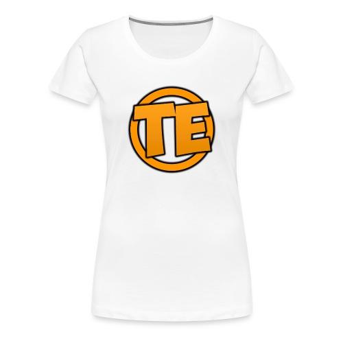 TechElement Logo Official - Women's Premium T-Shirt