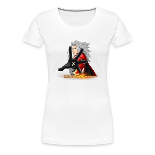 Nova Sera Deus Vult Promotional Image - Women's Premium T-Shirt