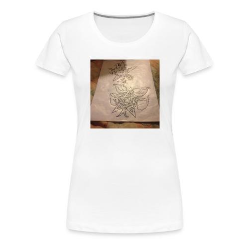 My own designs - Women's Premium T-Shirt