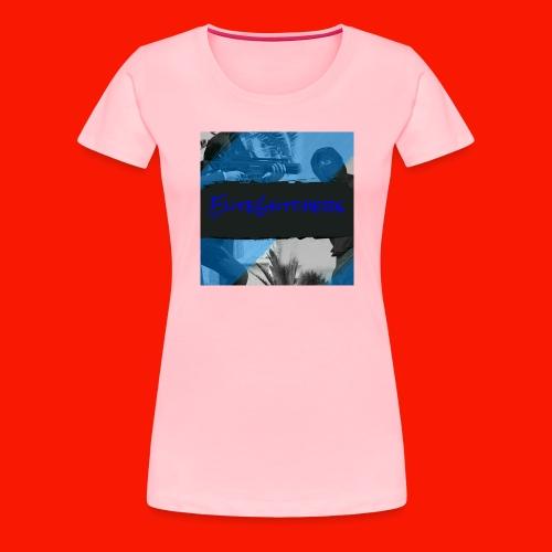 EliteGlitchersRevamp - Women's Premium T-Shirt