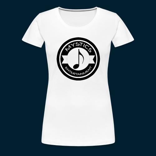 mystics_ent_black_logo - Women's Premium T-Shirt