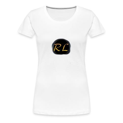 First ever logo - Women's Premium T-Shirt
