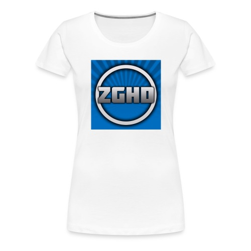 ZedGamesHD - Women's Premium T-Shirt