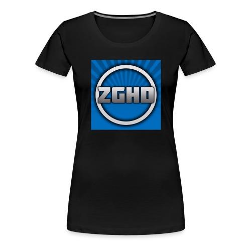 ZedGamesHD - Women's Premium T-Shirt