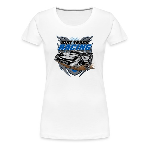 Modified Car Racer - Women's Premium T-Shirt
