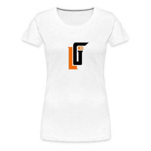 Lil Gucci Logo Hoodie - Mens - Women's Premium T-Shirt