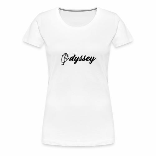 Hand Sign Odyssey - Women's Premium T-Shirt