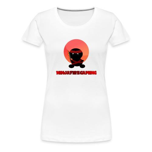 NFG Shirt Logo 2 - Women's Premium T-Shirt