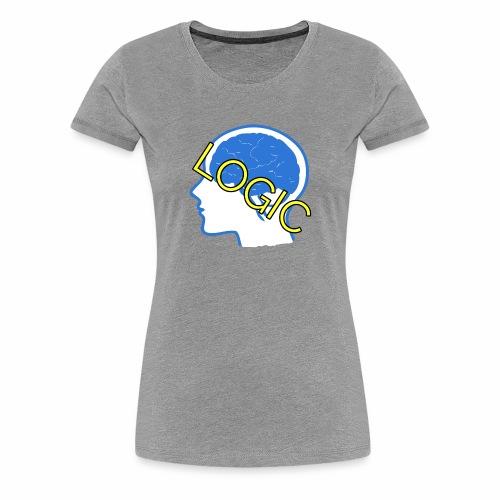 Logic - Women's Premium T-Shirt