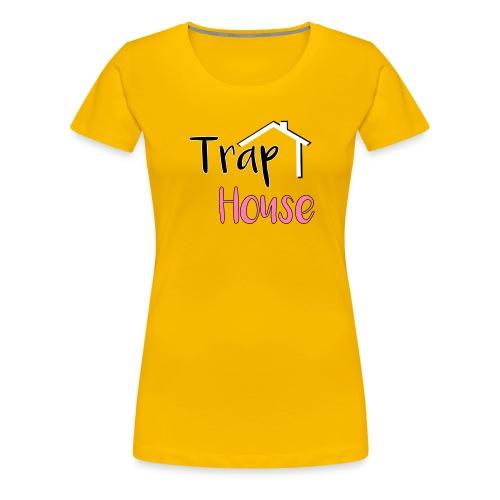 Trap House inspired by 2 Chainz. - Women's Premium T-Shirt