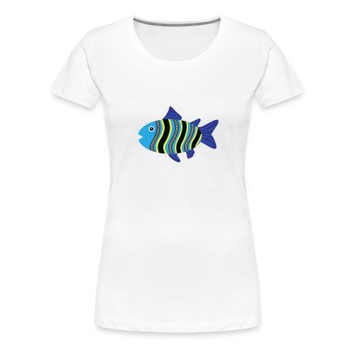 Fishy - Women's Premium T-Shirt