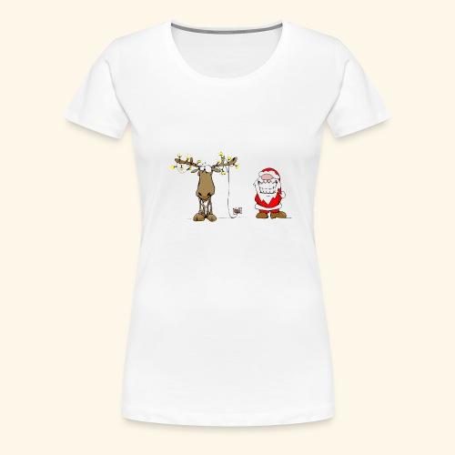 Xmas - Women's Premium T-Shirt