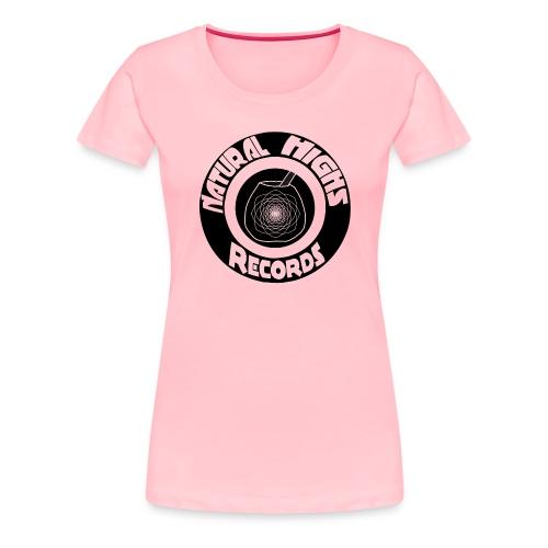 Natural Highs Records - Women's Premium T-Shirt