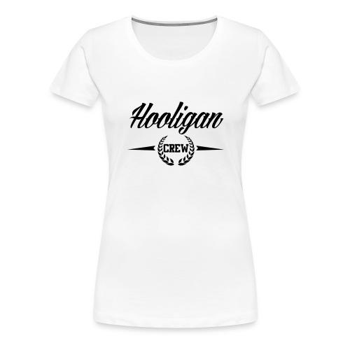 Hooligan Crew - Women's Premium T-Shirt