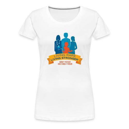 LRLS Logo - Women's Premium T-Shirt