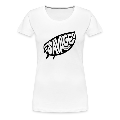 Surfs Up - Women's Premium T-Shirt