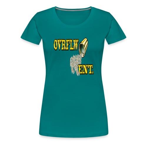 OVRFLW - Women's Premium T-Shirt