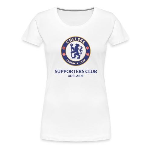 Adelaide Chelsea - Blue - Women's Premium T-Shirt