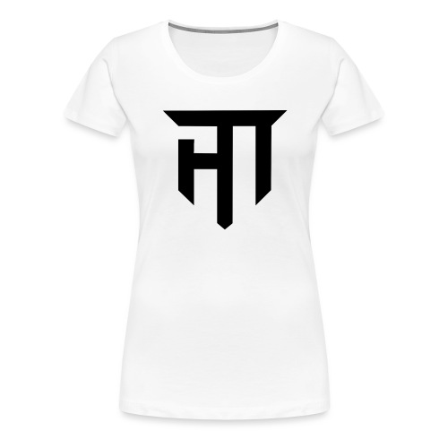 HoMie Black - Women's Premium T-Shirt