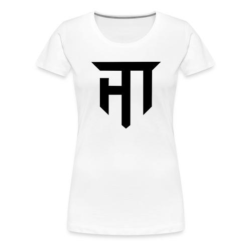 HoMie Black - Women's Premium T-Shirt