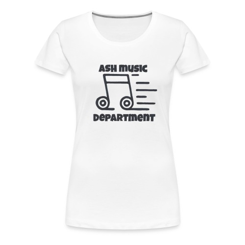 ASH Music Department - Women's Premium T-Shirt