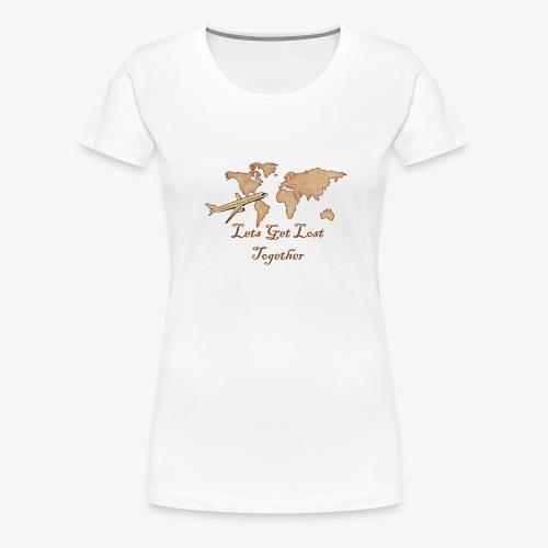 Get Lost - Women's Premium T-Shirt
