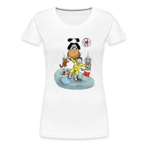 Space Is Great! - Women's Premium T-Shirt
