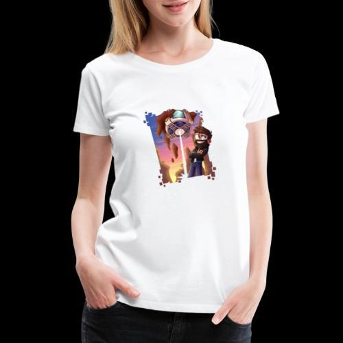 xBase - Women's Premium T-Shirt