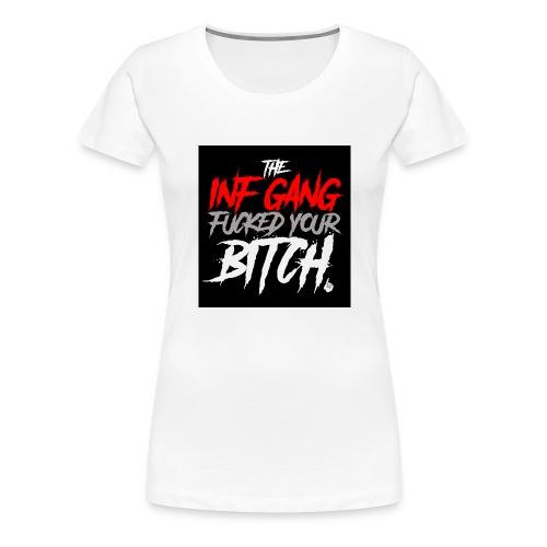inf_gang_black - Women's Premium T-Shirt
