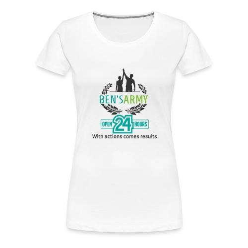 Brand designs - Women's Premium T-Shirt