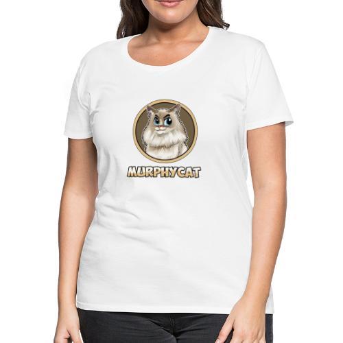 MURPHYCAT LOGO - Women's Premium T-Shirt